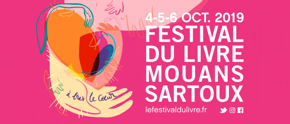 Festival du livre de Mouans Sartoux 2019