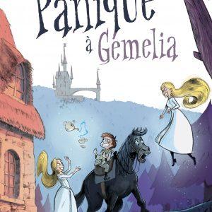 Panique à Gémelia - Collection ETINCELLES - Gulf stream éditeur