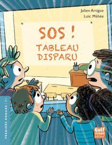 SOS tableau disparu de Julien Artigue