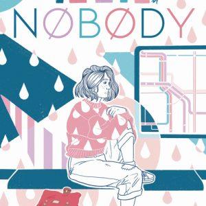 Couverture de Izzie Nobody d'Anne Loyer - Collection ECHOS - Gulf stream éditeur