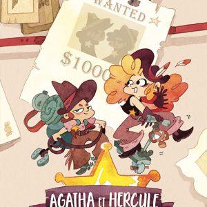 À peine arrivés dans le Far West, Agatha et Hercule sont jetés en prison ! Heureusement, leurs parents ont assisté à leur arrestation. BOUM !