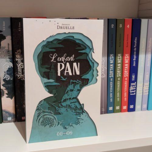 L'enfant PAN - Arnaud Druelle - Gulf stream éditeur