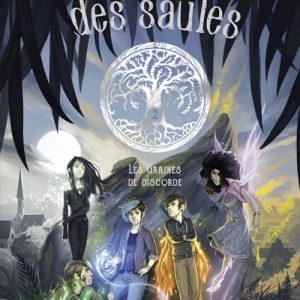 Les enfants des saules t.2 : les graines de discorde par Charlotte Bousquet aux éditions Gulf Stream.