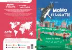 Momo et Lolotte à Rabat